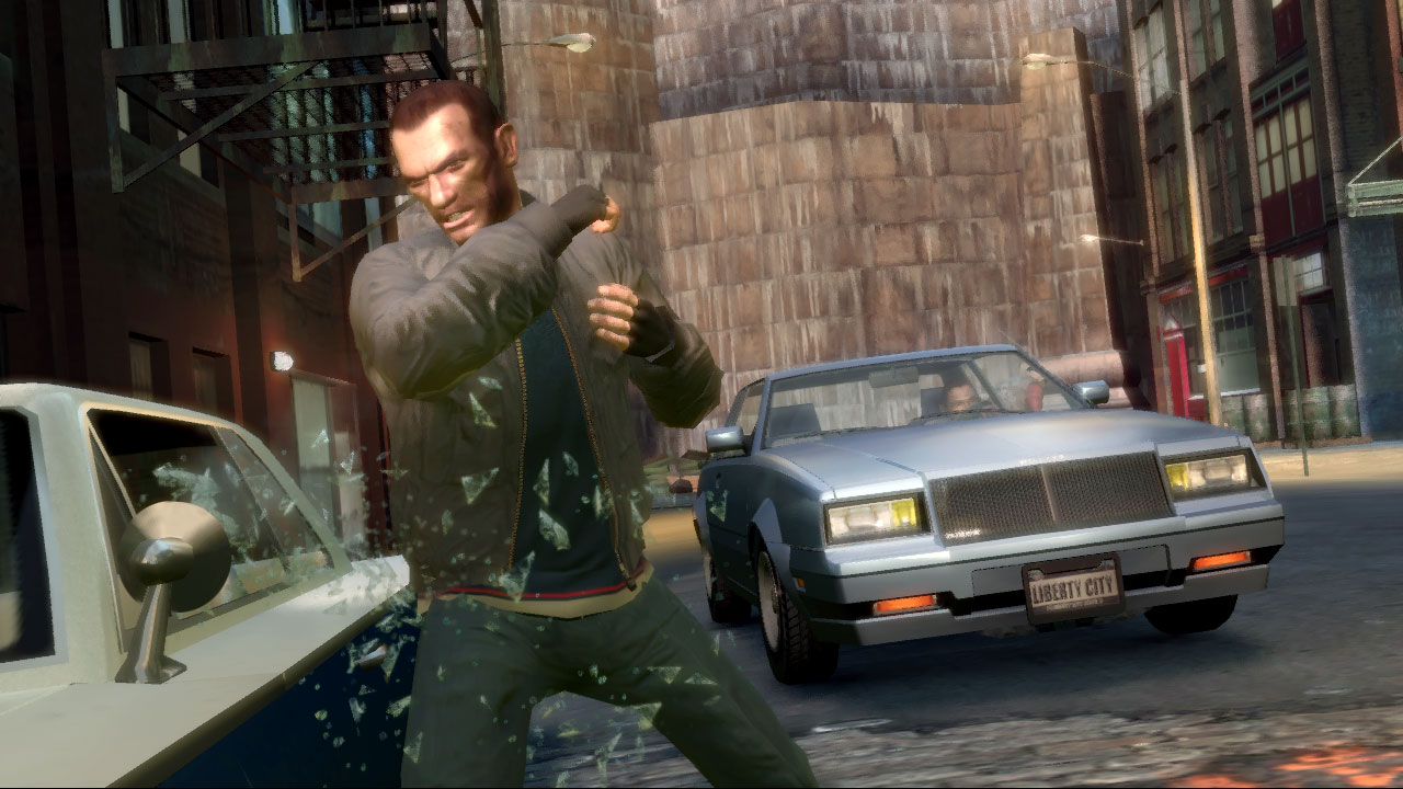 Timeline of the Grand Theft Auto Series - release dates