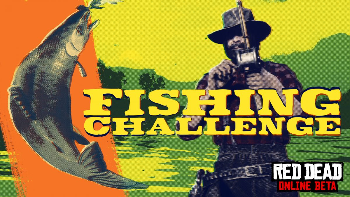 Red Dead Online: New fishing Challenges & limited items added