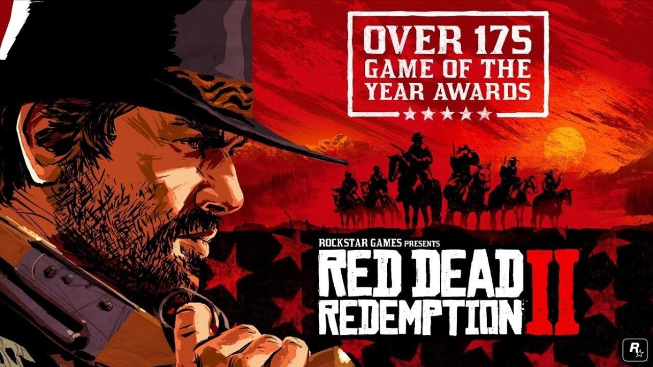 Rockstar Games have released a Red Dead Redemption 2 Awards