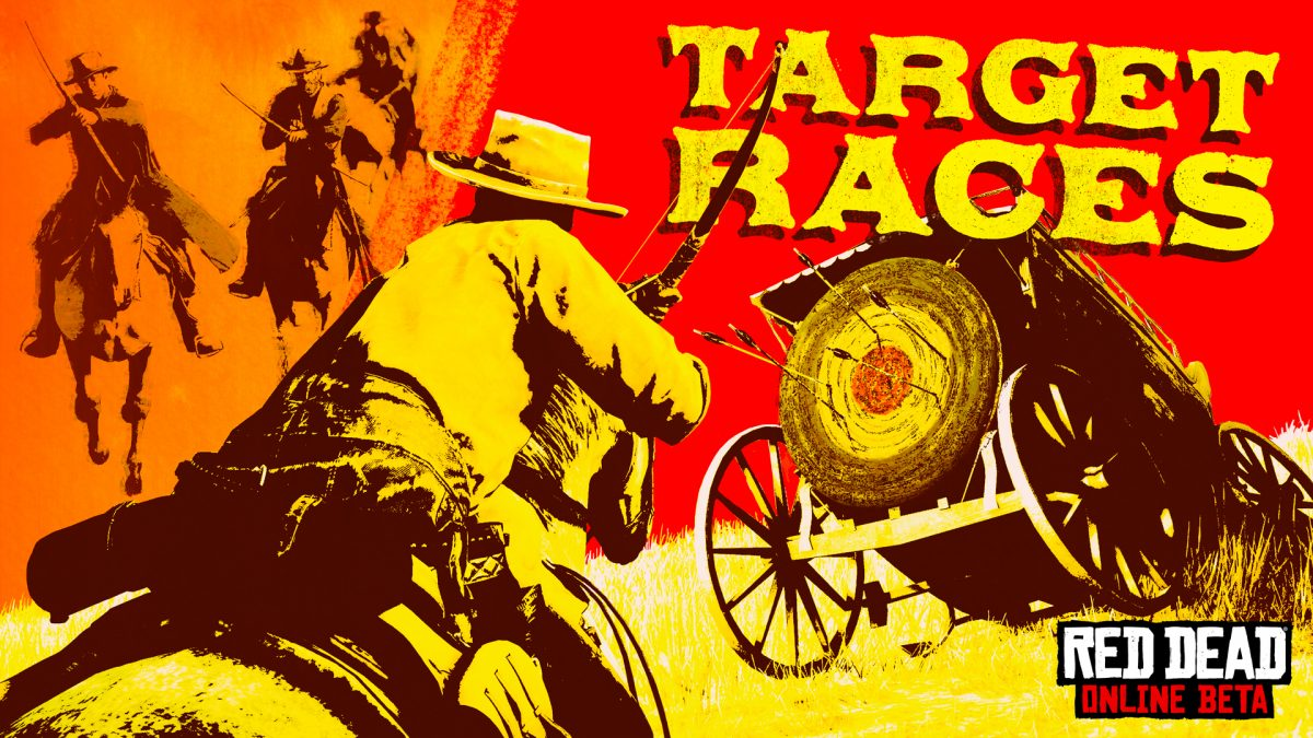 Red Dead Online: Target races & new clothing now available