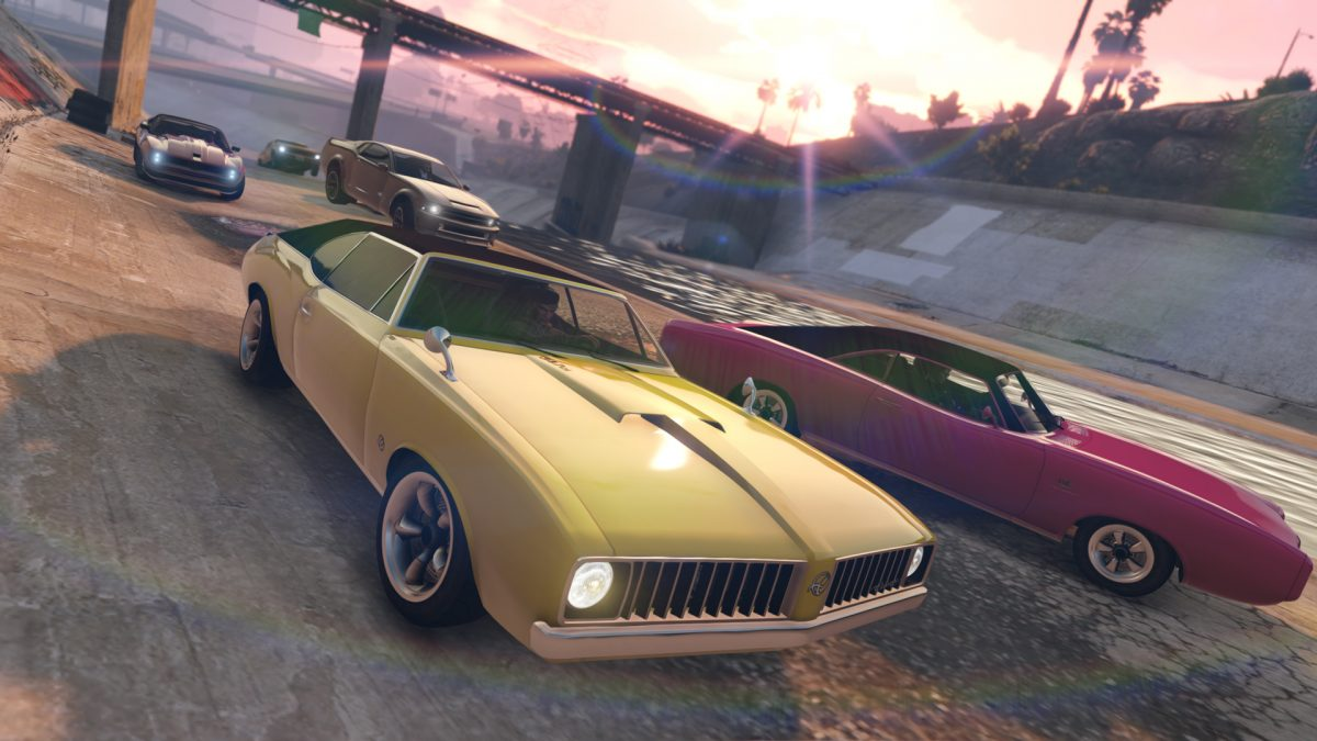 GTA Online Event week: New double reward opportunities