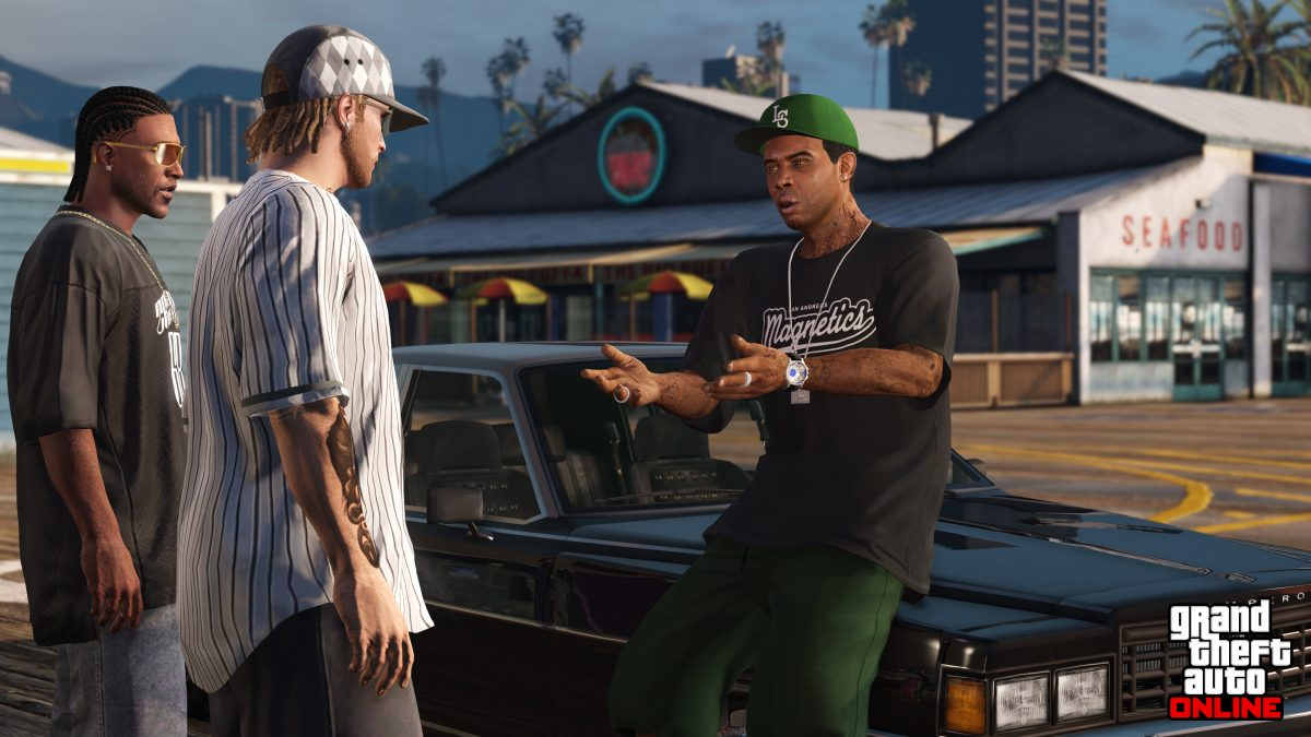 GTA Online Event week: Lowriders week