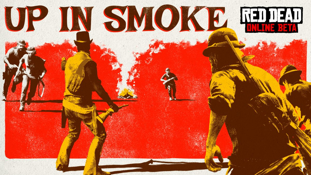 Red Dead Online: Up In Smoke Showdown mode now available