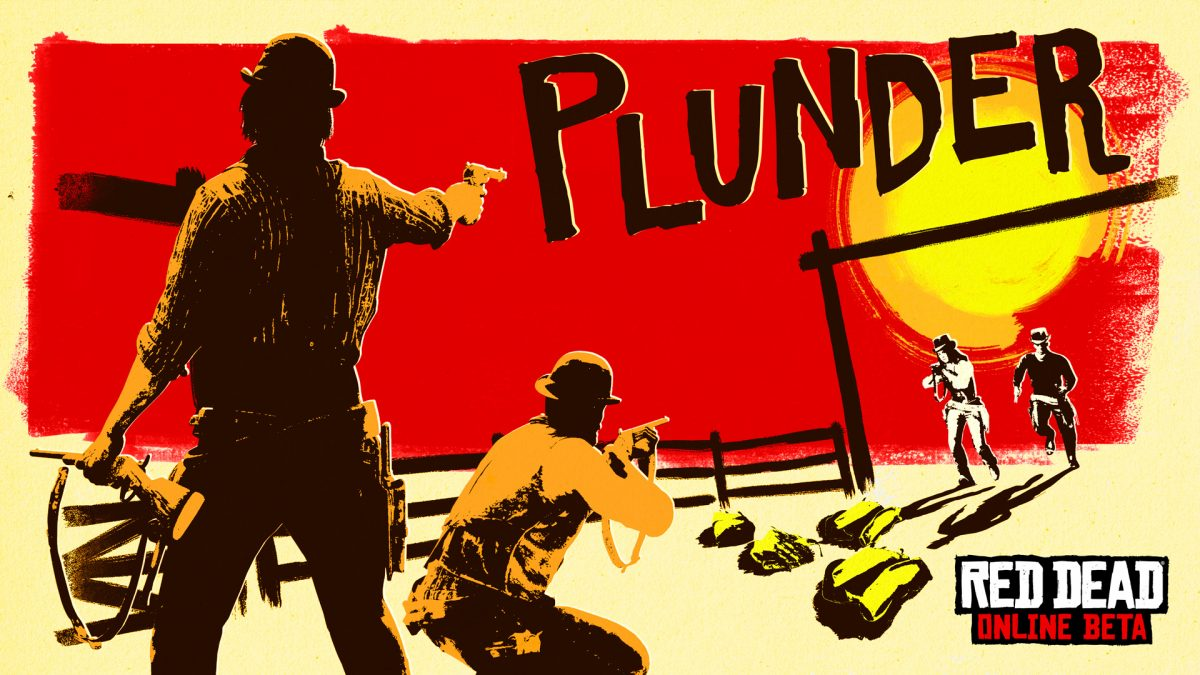 Red Dead Online: Plunder Showdown now available
