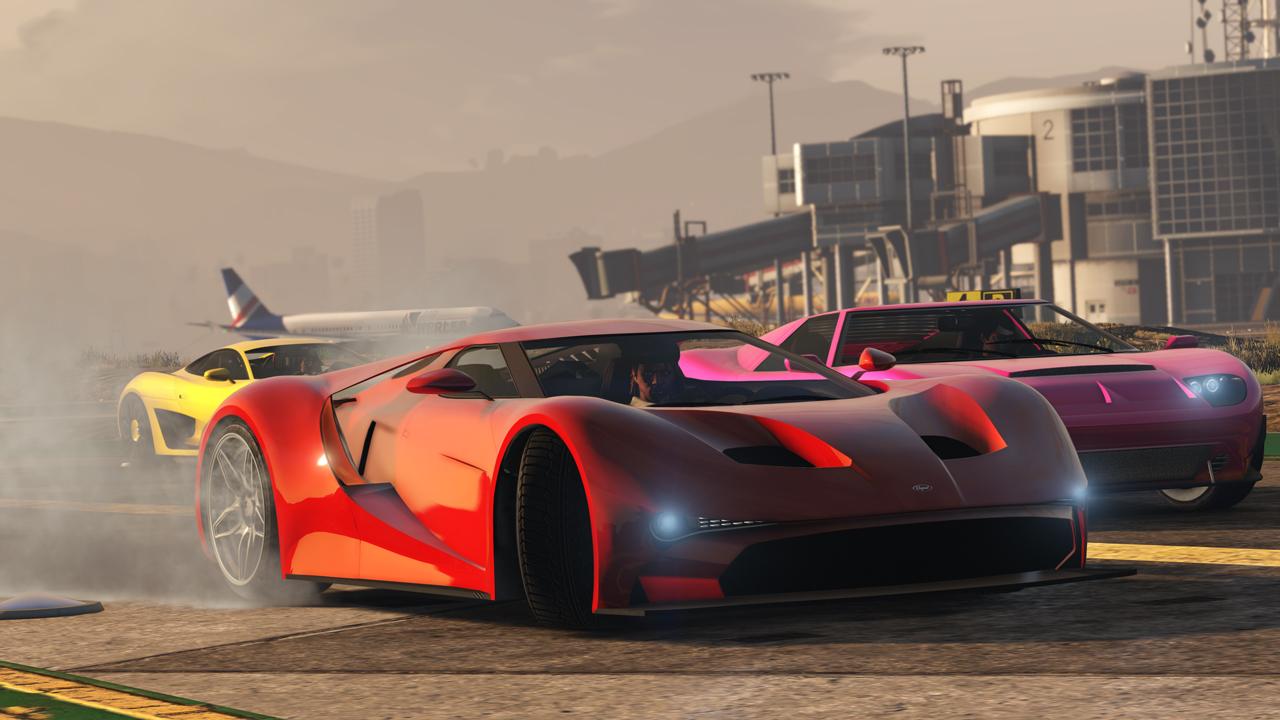 GTA Online Event- New Missile Base Series - RockstarINTEL