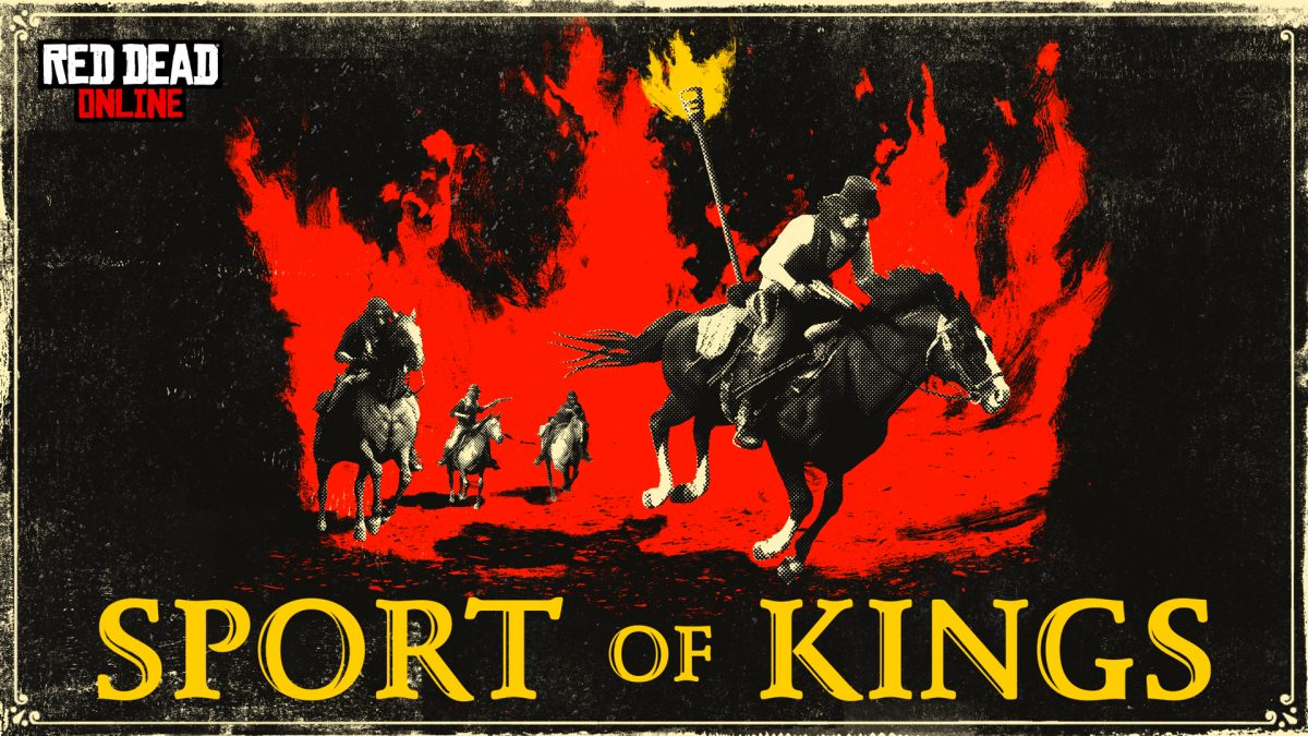 Red Dead Online -Sport Of Kings showdown mode now available