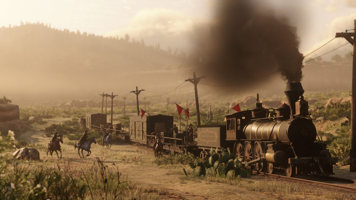 Red Dead Online – New public Enemy mode & Railroad Baron event now available