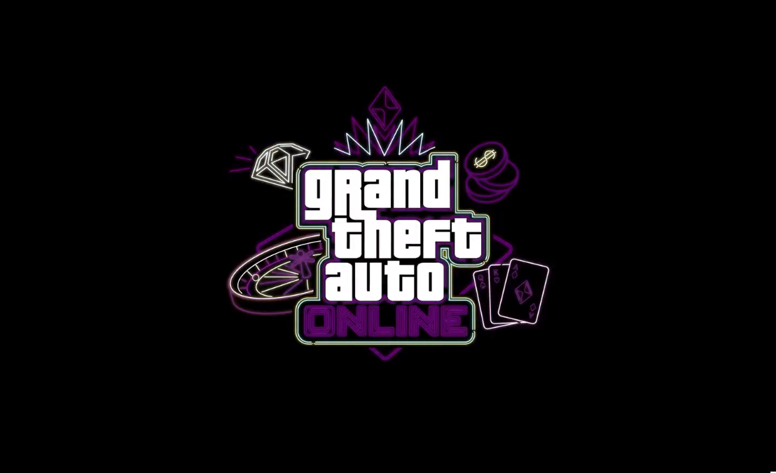 Rockstar Games Officially Announces GTA Online Casino Update With New Logo