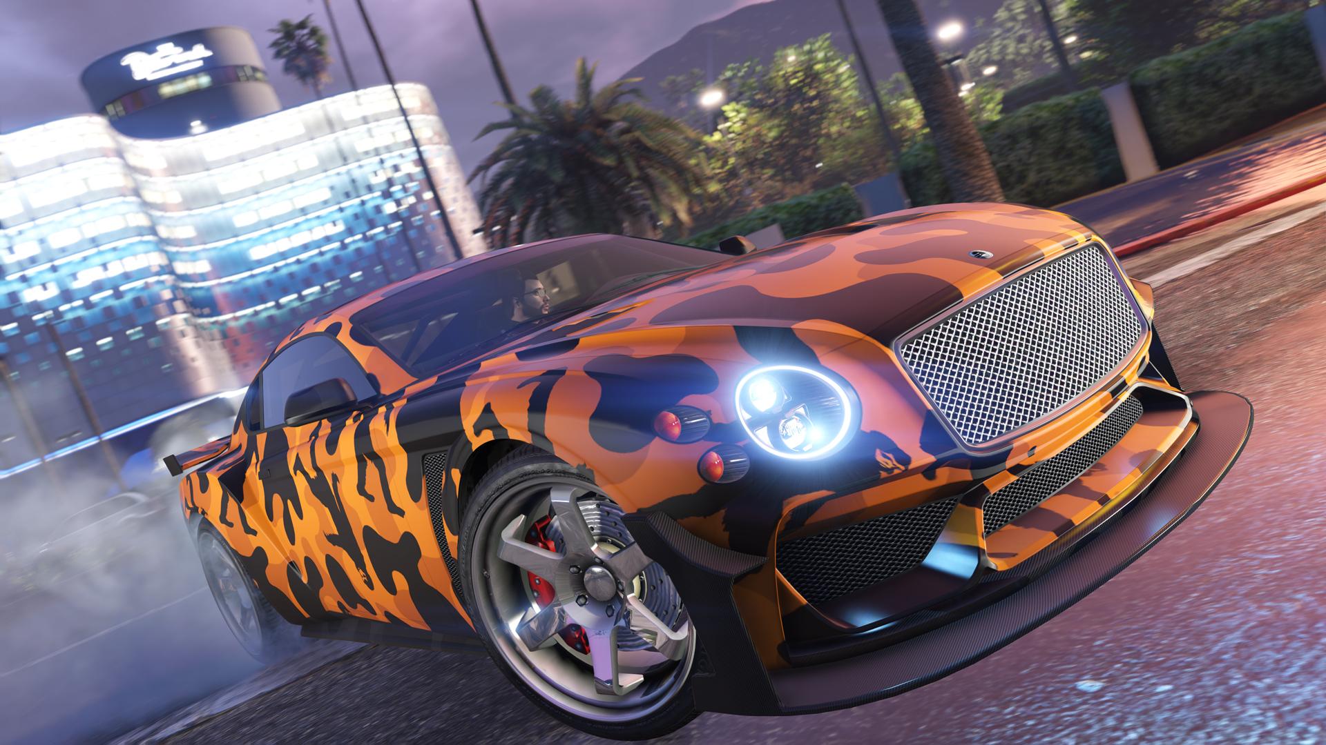 Gta Casino Free Car