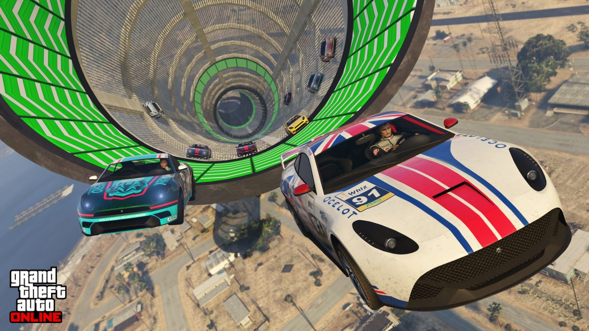 GTA Online Event Week: Stunt Race bonuses & more