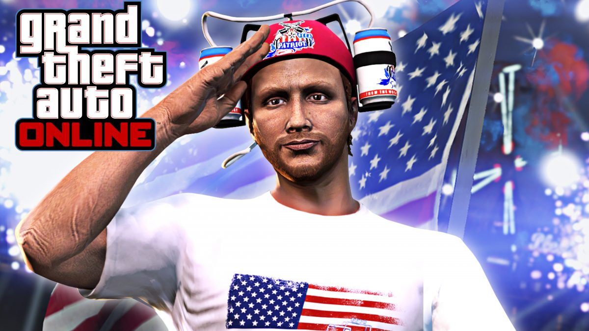 GTA Online Event Week: Fourth Of July