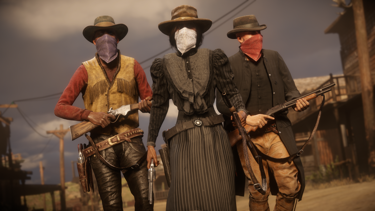 Red Dead Online: New discounts, Emotes and more