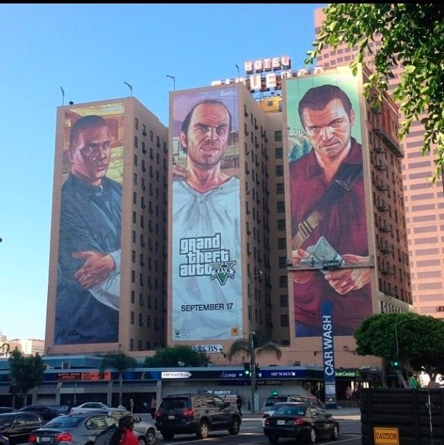 Grand Theft Auto V is Now 6 Years Old - RockstarINTEL