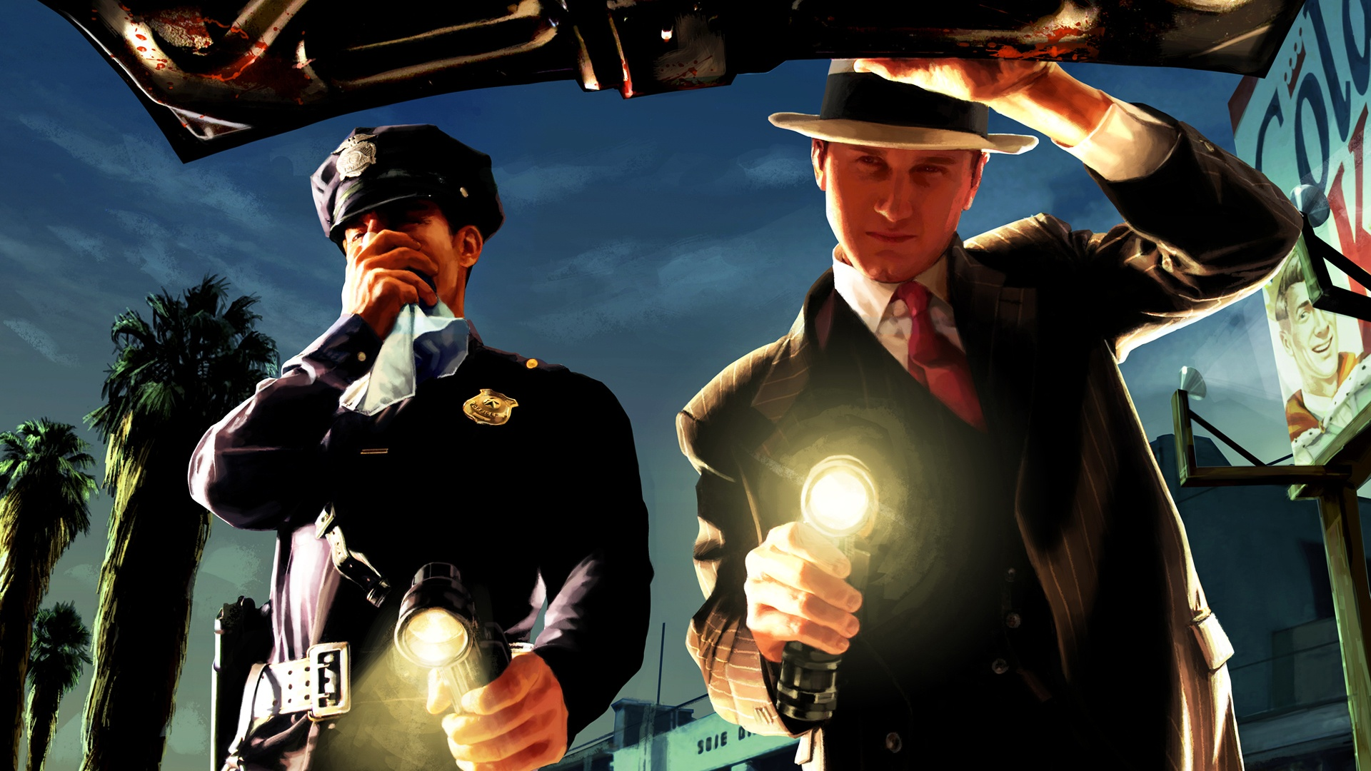 L.A. Noire : The VR Case Files by Rockstar Games for the