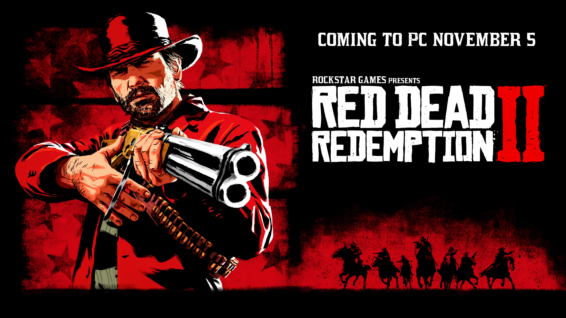 Red Dead Redemption 2 Is Coming To PC November 5th