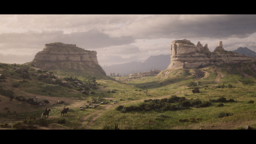 Watch The New Red Dead Redemption 2 Pc Trailer With All New